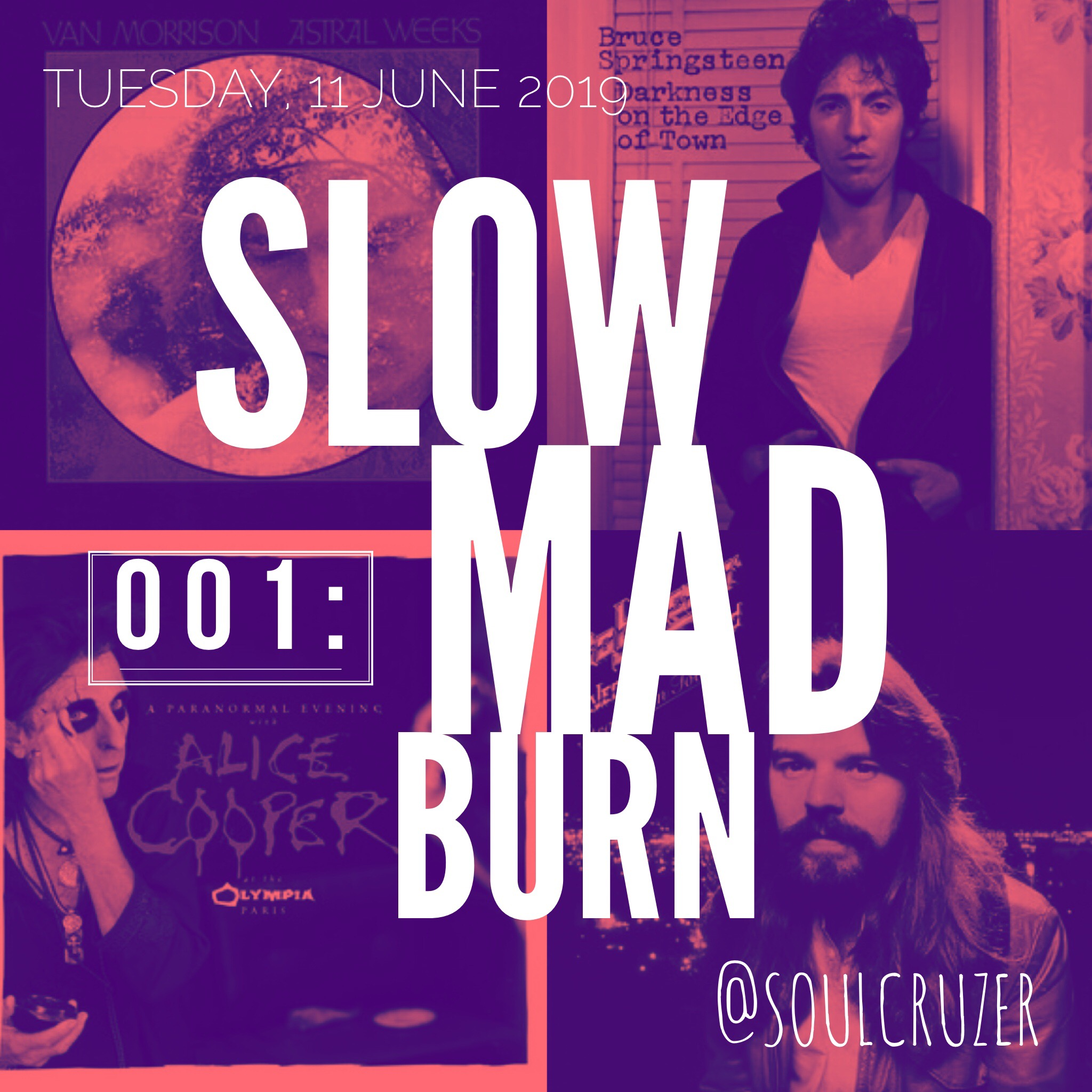 001: Slow mad burn